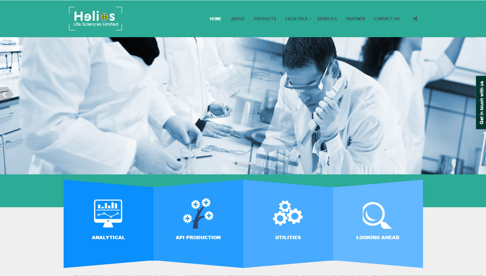 Helios Life Science