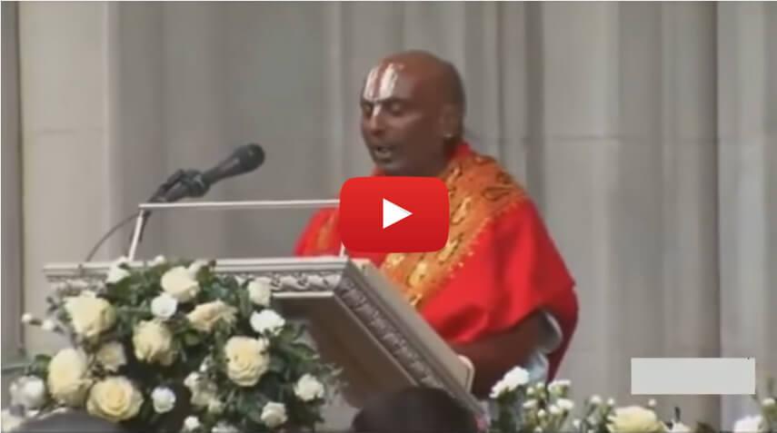 trump oath ceremony hindu rituals